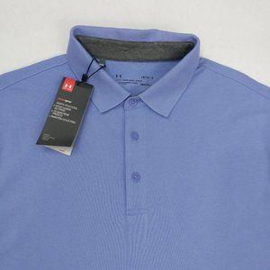 Under Armour Men's Golf Polo Shirt Size L